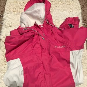 Columbia Omni-Tech  Rain Jacket
